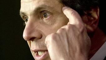 Hat das neue Waffengesetz unterzeichnet: New Yorks Gouverneur Andrew Cuomo