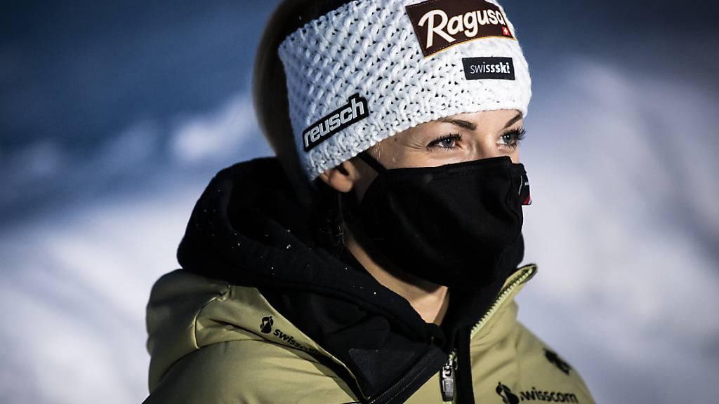 Lara Gut-Behrami hadert nicht nach den Absagen, aber sie kritisiert
