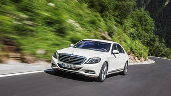 Mercedes-Benz S500 Plug-In-Hybrid