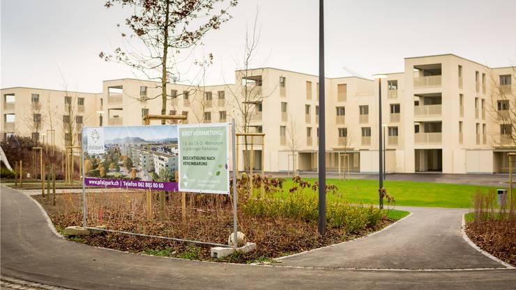 Der Neubau von Mietwohnungen boomt – es werden mehr Wohnungen gebaut, als es braucht.
