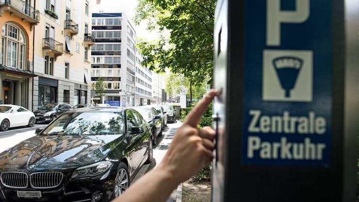 Der Übergriff ereignete sich an der Murbacherstrasse in Luzern.