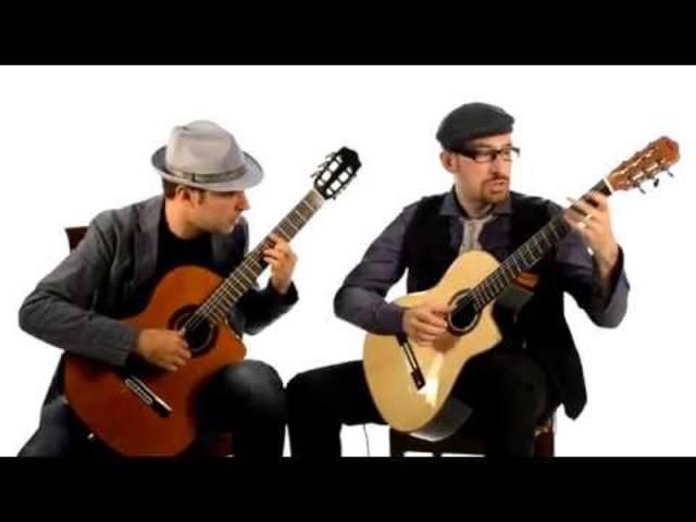 Minor Swing - Bruskers Guitar Duo