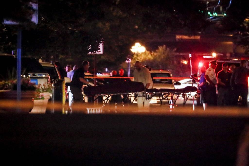 Amoklauf in Dayton (© Keystone)