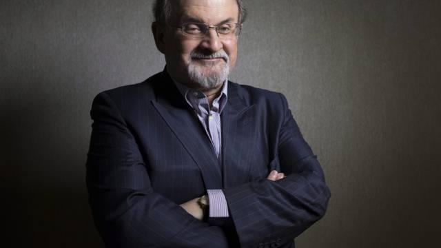Grosse Ehre für Salman Rushdie (Archiv)