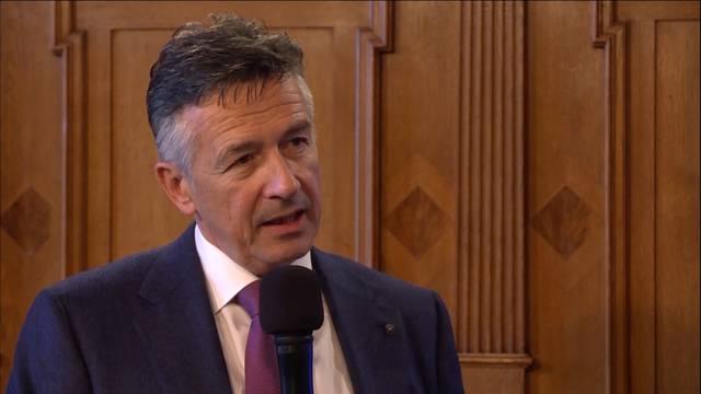 Nicht gewählter Hans Wicki: «Die Zeit ist nicht reif für einen Zentralschweizer Bundesrat»