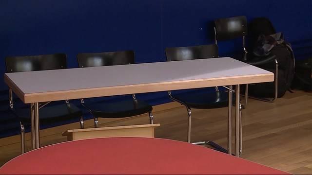 Polizeigebäude Schafisheim: Hier wird Thomas N. der Prozess gemacht