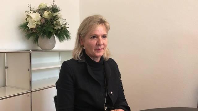 Kurz gefragt: Brigit Wyss nach 100 Tagen im Amt