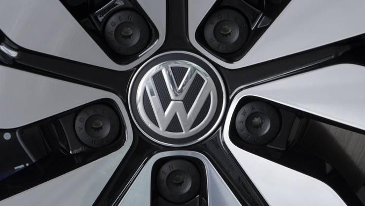 Die Schweizer VW-Generalimporteurin Amag beorderte rund 180'000 Fahrzeuge in die Werkstätten. 98 Prozent wurden mit einem Software-Update ausgerüstet. (Archiv)