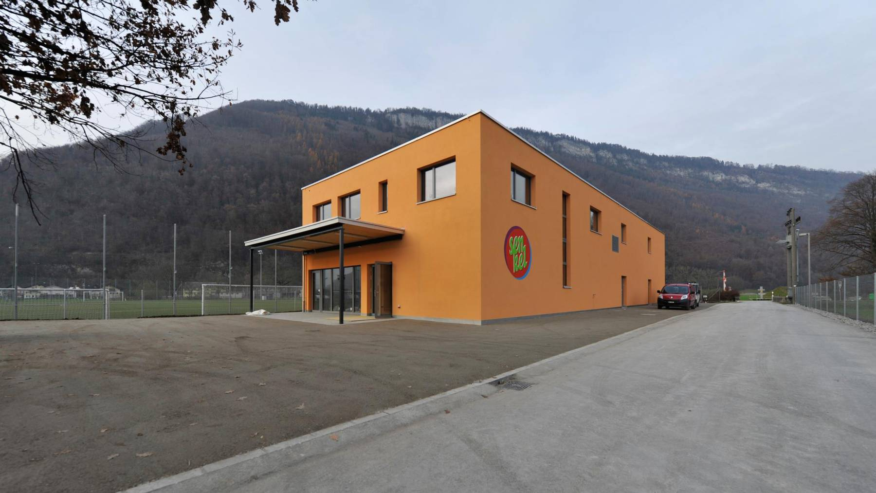 Senkel Jugendkulturhaus Stans