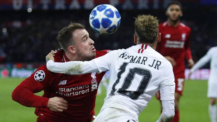 Scheitern Xherdan Shaqiri und seine «Reds» bereits in der Gruppenphase?