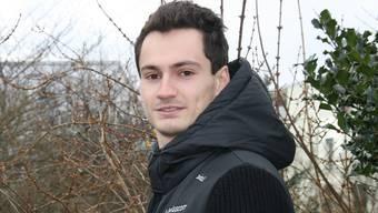 Der 21-jährige Skiakrobat Dimitri Isler ist neu die Nummer 2 der Schweiz.