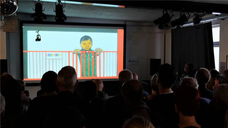 Highlight der ersten Kultursaison war die Trickfilmausstellung. Sie lockte von Ende April bis Mitte Mai 1300 Gäste ins «Gleis 21».