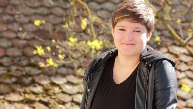 Eine junge Frau, die weiss, was sie will: Das Schulprojekt von Amani Hemid – eine Selbsthilfegruppe für Cybermobbing-Opfer – soll in die Zukunft wirken.