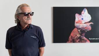 Dieter Meiers Werke sind mehr Produkte des Zufalls als eines ausgeklügelten Konzepts.