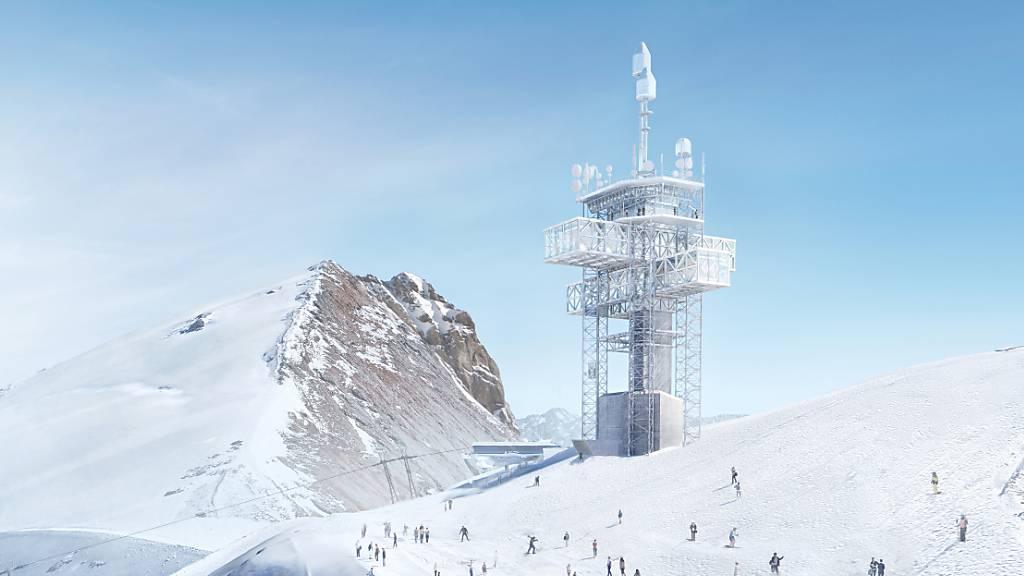 Engelberg steht hinter dem Ausbauprojekt auf dem Titlis