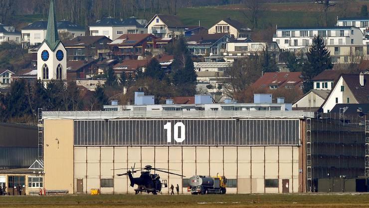 Der Flugplatz Dübendorf bleibt erhalten: Die Geschäftsfliegerei soll das Kernstück der Nutzung werden.