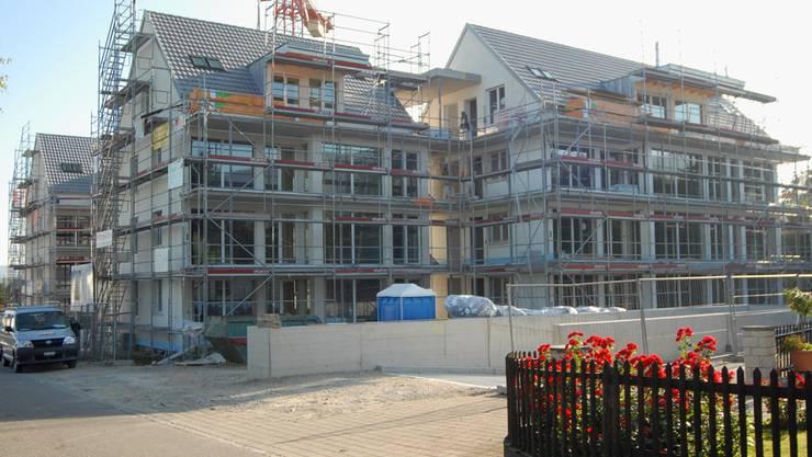 Der Bauboom der vergangenen Jahre stellt neue Anforderungen an Verwaltung und Infrastruktur.