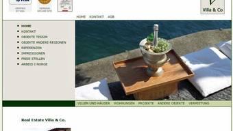 Webseiten von Immobilienfirmen werden von Internetbetrügern genutzt, um unauffällig Schadsoftware zu verbreiten.