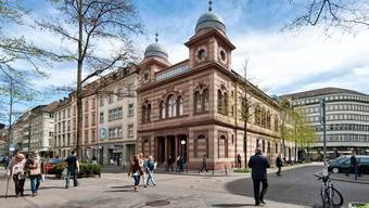 Viele jüdische Personen fürchten, auf dem Weg in die Synagoge angegriffen zu werden. Im Bild die Synagoge an der Zürcher Löwenstrasse.