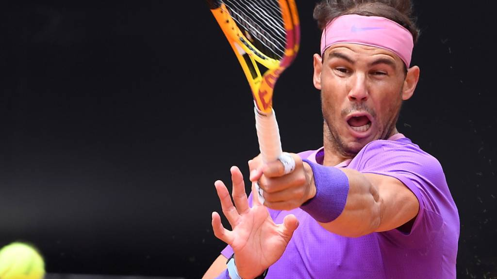 Nadal nach Revanche gegen Zverev im Halbfinal