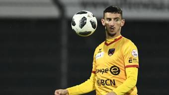 Früher bei Wohlen, seit 2016 bei Xamax: Samir Ramizi könnte beim FC Aarau Varol Tasar ersetzen.