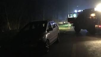 Herbetswil: Fussgängerin von zwei Autos touchiert und verstorben