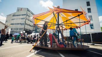 Das KiFF Aarau feiert sein 25-jähriges Jubiläum