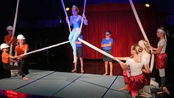 Zirkus Wunderplunder - Bannfeldschulhaus Olten