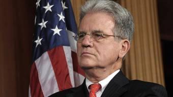 """Senator Tom Coburn will keine Dollars an """"aufgeblasene Wohlfahrtsstaaten"""" verschenken (Archiv)"""