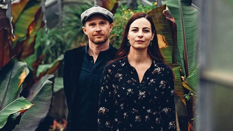 Sängerin Daniela Larkin und Pianist Thomas Lüscher vertonen gefühlsstarke Gedichte auf ihre ganz persönliche Weise.