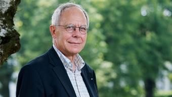 Symptomatisch: Gerichtspsychiater Josef Sachs erklärt, weshalb der Mann im Wahn ausgerechnet seine Eltern getötet hat.
