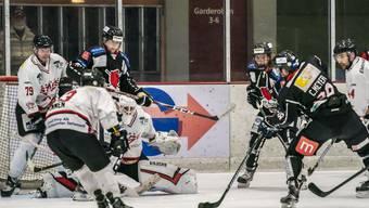 Die Argovia Stars gewinnen auswärts bei den Red Lions Reinach mit 5:2.