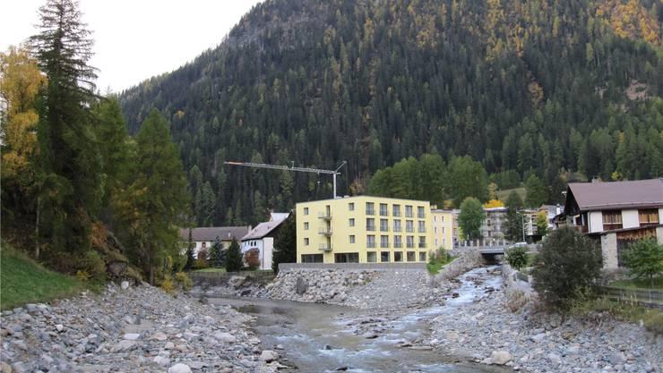 Der Kanton Zürich klagte erfolgreich gegen die Aufnahme auf die Spitalliste der Bündner Clinica Holistica Engiadina in Susch. zvg