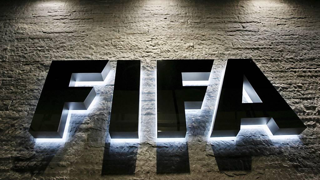 FIFA suspendiert Haitis Verbandspräsident