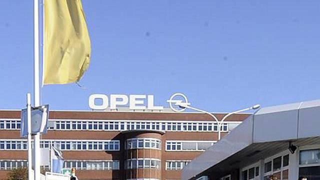 Opel-Werk in Bochum (Archiv)