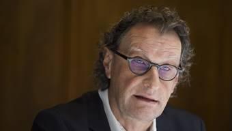 Am 1. August tritt Geri Müller seine neue Stelle in Brugg an. (Archivbild, 10.12.2015)