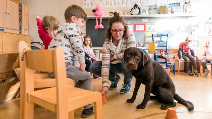 «Ich wollte bereits seit langer Zeit einen Hund haben», sagt Kröger.