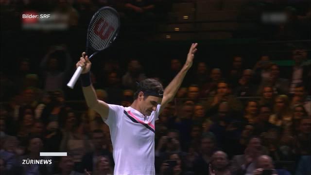 Federer wieder die Nummer 1