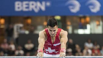 Captain Pablo Brägger führte an der Heim-EM in Bern ein starkes Schweizer Team an. Der Ostschweizer qualifizierte sich gleich für drei Gerätefinals