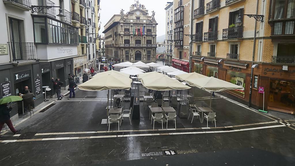 Umstrittene Stierhatz von Pamplona erneut abgesagt