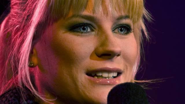 Präsentiert Talente: TV-Moderatorin Andrea Jansen (Archiv)