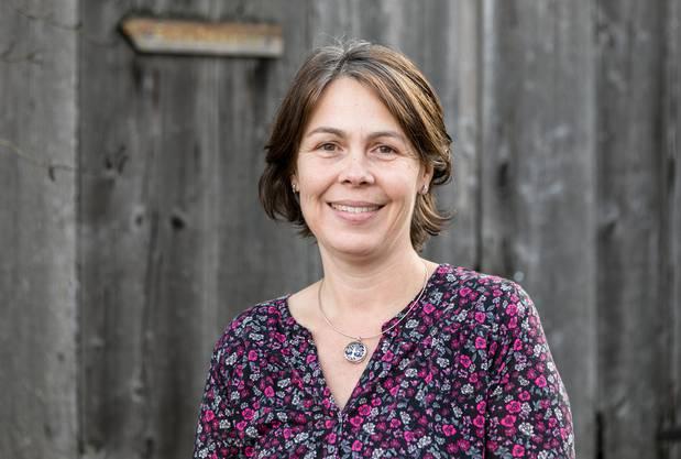 Winzerin Judith Schödler.