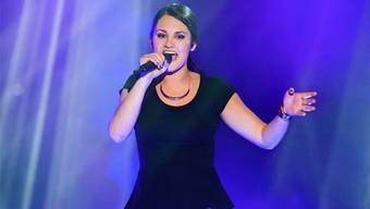 Voice-Talent Freschta tritt am nächsten Samstag in der Live-Show auf.