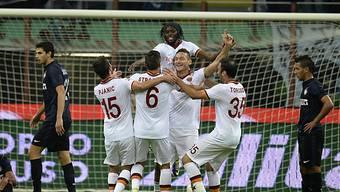 Totti, der Matchwinner