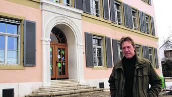 Intensive Zeit abgeschlossen: Horst Allemann lässt das künftige Oberstufenzentrum hinter sich. (com)