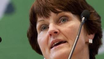 Franziska Teuscher will Berner Gemeinderätin werden (Archiv)