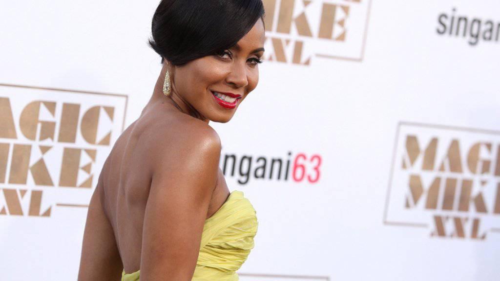 Jada Pinkett Smith boykottiert die Oscars: Die Schauspielerin und Ehefrau von Kollege Will Smith kritisiert die Nicht-Nomination schwarzer Hollywood-Stars (Archiv).