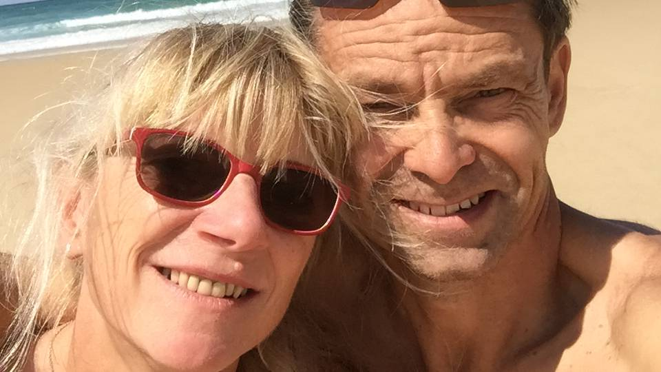 Irene Scheibe und Thomas Sommer aus Römerswil