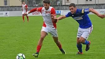 Veronica (links) erzielte das 1:0 für Solothurn.