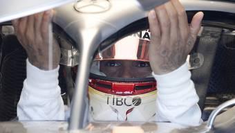 Lewis Hamilton war im Qualfying zum GP von Frankreich eine Klasse für sich